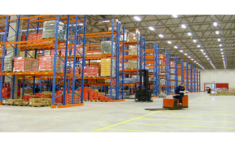 Bonded Warehouse Service